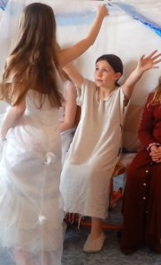Dar tance Tetě