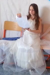 Princezna s dopisem